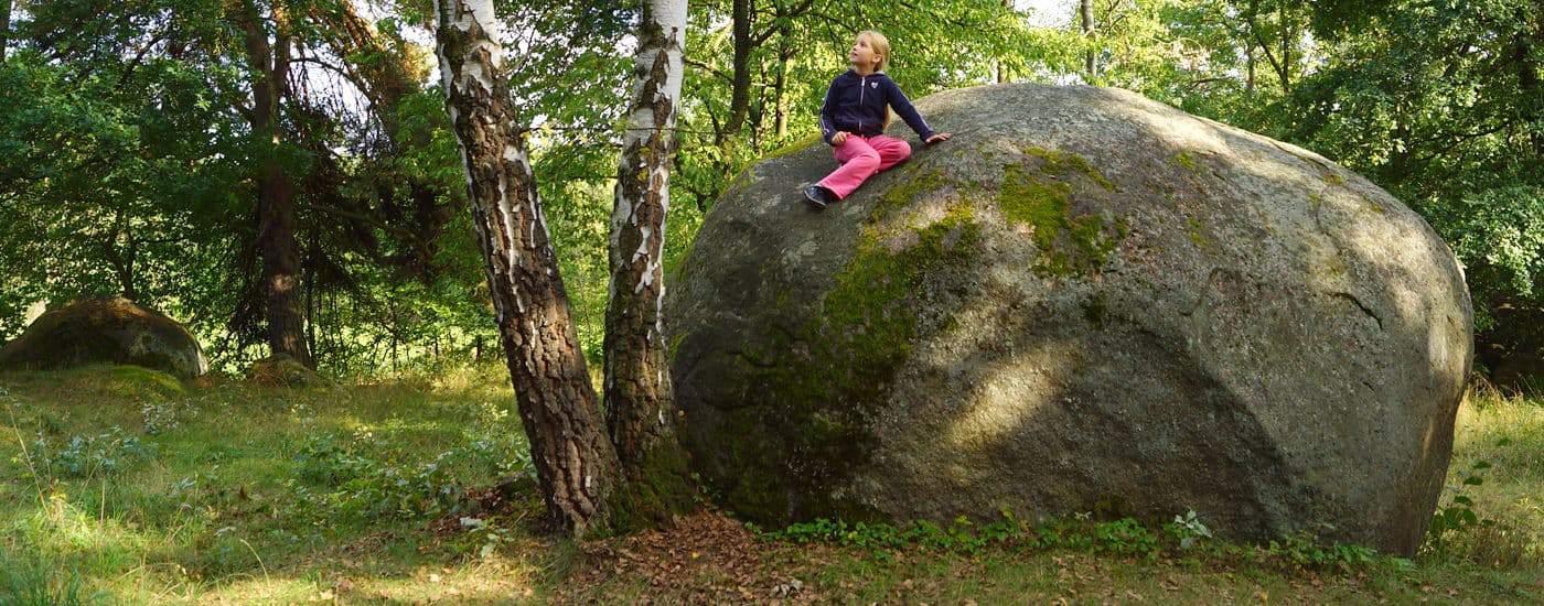 Krajina mystických kamenů